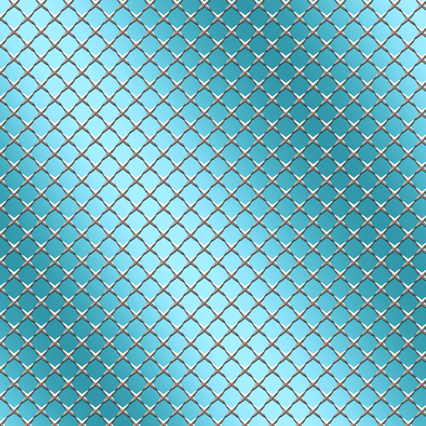 Diamond Wire Aqua