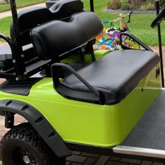 Gloss-Lime-Green-golf-car-wrap