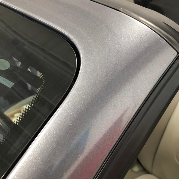 Gray Metallic Racite Gloss finish