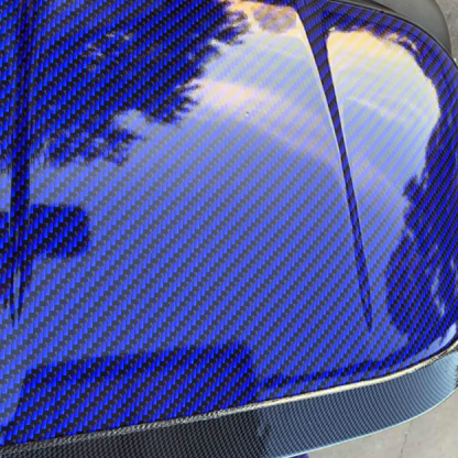 Blue-Black-Carbon-Fiber-golf-car-wrap